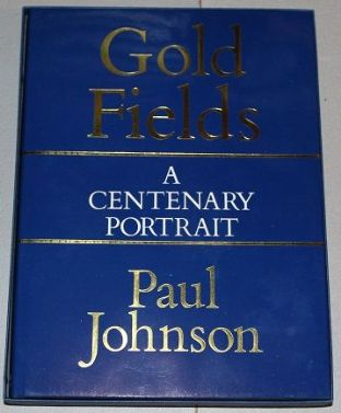 Gold Fields by Paul Johnson - 297789678